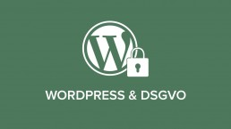 Wordpress & DSGVO